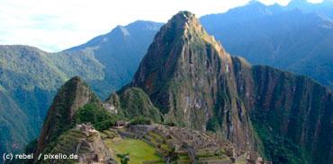 Reiseziele in Südamerika