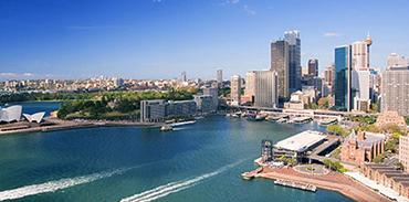 Reiseziele in Australien, Neuseeland und der Südsee